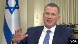 Ketua Parlemen Israel Yuli Edelstein