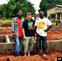 In August 2009, Playing for Change began construction on the Bizung School of Music and Dance in Tamale, Ghana
