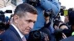 Cựu cố vấn an ninh quốc gia Michael Flynn rời tòa án ở Washington, Mỹ, ngày 18 tháng 12, 2018.