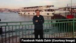 سابق فوجی افسر ریٹائرڈ لیفٹیننٹ کرنل محمد حبیب ظاہر (فائل فوٹو)