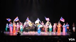 Thai Classical Dance (Khon) & Puppet Show2