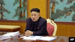 ေျမာက္ကိုရီးယားေခါင္းေဆာင္ Kim Jong Un