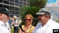 İsrail'deki Türkiyeliler Birliği'nin basın sözcüsü gazeteci Rafael Sadi