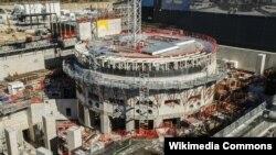 Fransa'da inşası devam eden Uluslararası Termonükleer Deneysel Reaktör (ITER)