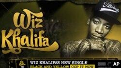 匹兹堡饶舌歌手Wiz Khalifa