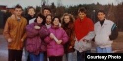 Mladi Bosanci i Hercegovci u Izbjegličkom kampu u Švedskoj