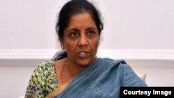 بھارتی وزیر دفاع، نرملا سیتا رمن