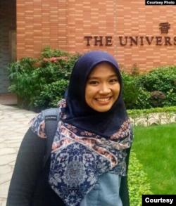 Peneliti ICJR, Maidina Rahmawati. (Foto: pribadi)