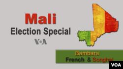 Mali elections