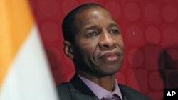 Duta Besar Pantai Gading untuk PBB Yousoufou Bamba memuji pencabutan restriksi berlian dan senjata (foto: dok).