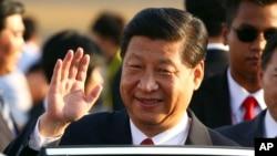 Presiden China Xi Jinping telah mengusulkan perundingan politik kepada delgasi Taiwan pada KTT APEC di Bali beberapa waktu lalu (foto: dok).