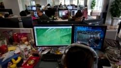 中國傳媒降低批評網游產業的聲調