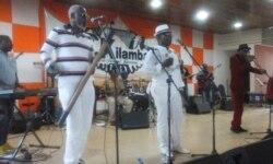 Kilamba: A catedral da música angolana - 18:39