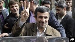 voa pnn Iran ahmadinejad