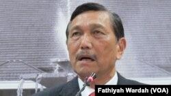 印尼安全部长卢胡特