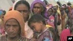 پاکستان میں حالیہ سیلاب سے متاثرین