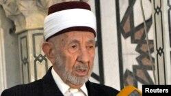 叙利亚教长默罕默德•萨伊德•布提(资料照片)