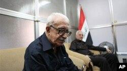 Tariq Aziz, ex vice primer ministro de Irak.