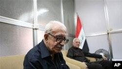 سابق عراق وزیر خارجہ طارق عزیز