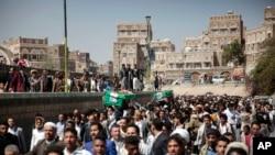 Las fuerzas gubernamentales conquistaron Al Moja el pasado martes en intensos combates contra las tropas rebeldes que apoyan al expresidente Ali Abdalá Saleh.