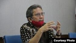 Anggota Ombudsman RI, Alamsyah Saragih (Foto: Ombudsman RI)