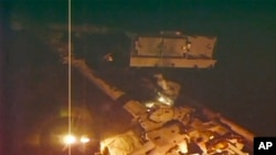 El espectrómetro de 2.000 millones de dólares fue enviado a órbita por el transbordador Endeavour en 2011 en su penúltimo vuelo espacial.