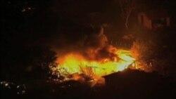 Massive Blast at Texas Fertilizer Plant