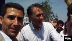 John Naimi Amiral and Mitt Romney
