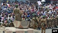 I danas su nastavljene demonstracije u Jemenu kojim opozicija zahteva da aktuelni predsednik Ali Abdula Saleh momentalno preda vlast