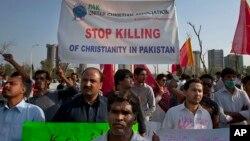 Исламабад, Пакистан. 10 марта 2013 года