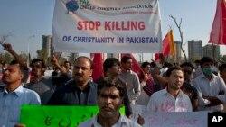 د عیسايي مشرانو په وینا پاکستان کې دوي تر ټولو زیات په پنجاب صوبه کې زورول کيږي.