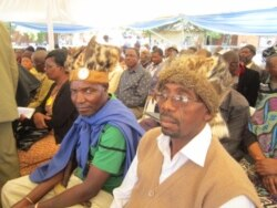 Report on Nkomo Commemorations Filed By Taurai Shava