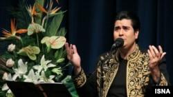 سالار عقیلی خواننده موسیقی ایرانی