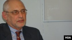 美国哥伦比亚大学政治学教授、中国问题专家黎安友 (资料照片)