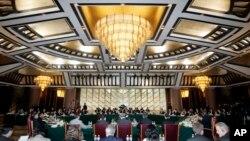 Зал шестисторонних переговоров (Фото из архива)