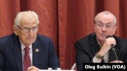 Билл Паскрелл и Фил Мерфи