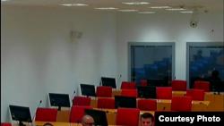 Ahmetspahić tokom izricanja presude. Izvor: BIRN BiH