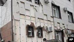 ခ်က္ရွ္နီးယား ေဒသႏၲရလႊတ္ေတာ္ တုိက္ခုိက္ခံရ