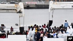 Migranti u Italiji