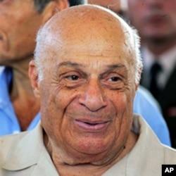 Rauf Denktash, former leader of self-declared Turkish Republic of Northern Cyprus (File)