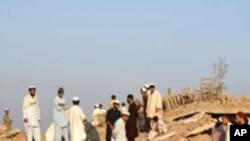 پشاور: حادثاتی دھماکے میں سات ہلاک