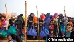 Myanmar Rohingya Photo Gallery