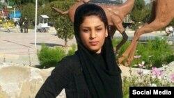 آمنه ظاهری ساری، زندانی عرب ایرانی