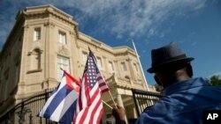 Kedutaan Kuba di Washington DC (Foto: dok).