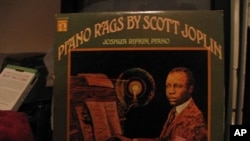 Scott Joplin played the piano at clubs and bars throughout Sedalia. He wrote 44 original rags that put an emphasis on the off-beats within scores. He also wrote a complete ragtime opera.
