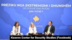 Kosovo/extremism