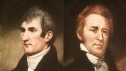 [인물 아메리카 오디오] 미국 서부 진출의 길을 연 메리웨더 루이스와 윌리엄 클라크