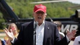 Donald Trump kundër emigracionit të paligjshëm