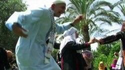 Свадьба в Ливане по-палестински