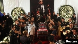 Chavela Vargas nació en Costa Rica el 17 de abril de 1919, pero vivió casi toda su vida en México.
